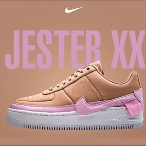 NWOB NIKE AIR FORCE 1 JESTER XX WOMENS SIZE 12